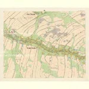 Gross Nixdorf - c4628-1-007 - Kaiserpflichtexemplar der Landkarten des stabilen Katasters