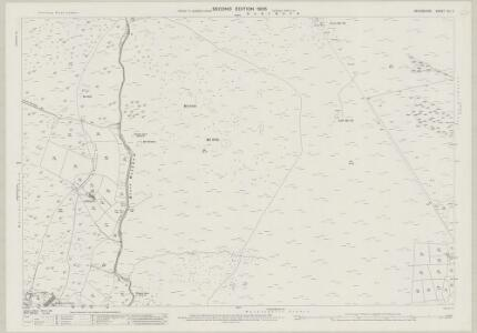 Devon CVI.3 (includes: Lydford; Petertavy; Walkhampton; Whitchurch) - 25 Inch Map