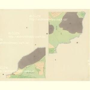 Berlau - c0498-1-001 - Kaiserpflichtexemplar der Landkarten des stabilen Katasters