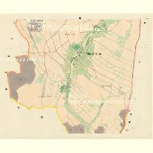 Mirotein (Merotine) - m1814-1-002 - Kaiserpflichtexemplar der Landkarten des stabilen Katasters