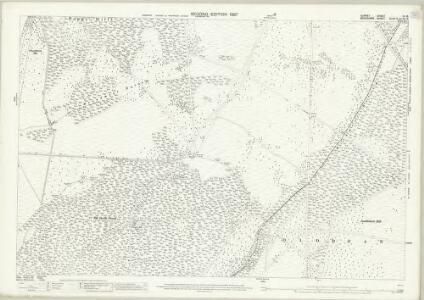 Surrey IX.15 (includes: Crowthorne; Frimley; Sandhurst) - 25 Inch Map