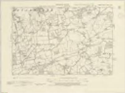 Surrey XXXIV.NW - OS Six-Inch Map