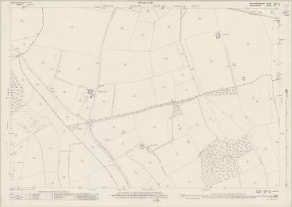 Buckinghamshire XXXVI.8 (includes: Chinnor; Sydenham; Towersey) - 25 Inch Map