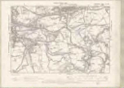 Lanarkshire Sheet VIII.SW - OS 6 Inch map