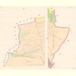 Schwihau (Sswikow) - c7817-1-001 - Kaiserpflichtexemplar der Landkarten des stabilen Katasters