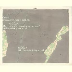 Ostrawitz - m2189-1-024 - Kaiserpflichtexemplar der Landkarten des stabilen Katasters