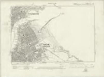 Durham IV.NW - OS Six-Inch Map