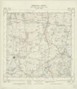 TQ34 - OS 1:25,000 Provisional Series Map