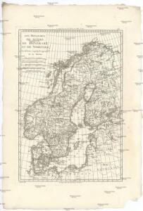 Les royaumes de Suéde, de Danemark et de Norwege