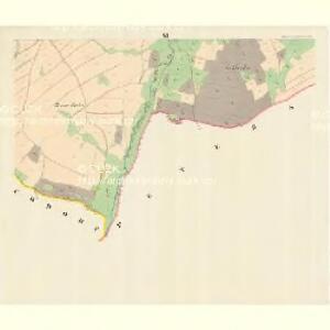 Deutsch Lodenitz - m0797-2-009 - Kaiserpflichtexemplar der Landkarten des stabilen Katasters