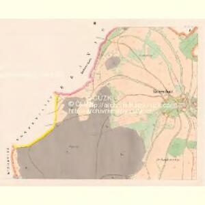 Kotieschau (Kotěssowy) - c2591-1-002 - Kaiserpflichtexemplar der Landkarten des stabilen Katasters