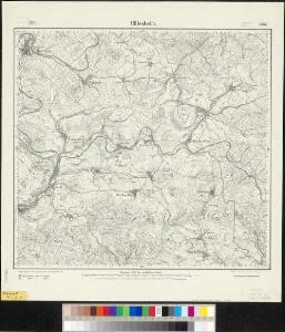 Meßtischblatt 3315 : Hillesheim, 1914