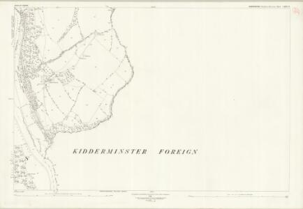 Shropshire LXXIV.15 (includes: Kidderminster Foreign; Upper Arley) - 25 Inch Map