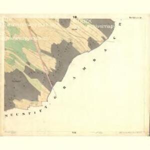 Schamers - c1022-1-007 - Kaiserpflichtexemplar der Landkarten des stabilen Katasters
