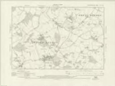 Hertfordshire XXI.NE - OS Six-Inch Map