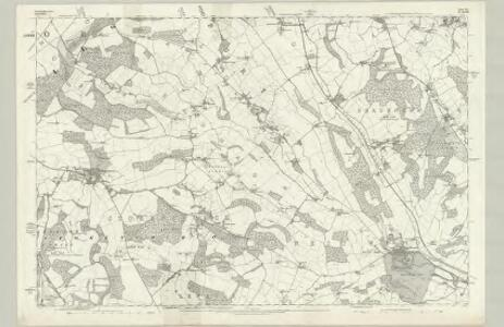 Buckinghamshire XXXVII - OS Six-Inch Map