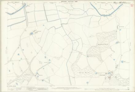 Kent LXXIX.14 (includes: Beckley; Northiam) - 25 Inch Map