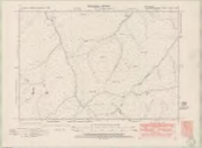 Perth and Clackmannan Sheet CXXVII.SW - OS 6 Inch map