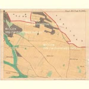 Nespitz - m1752-1-003 - Kaiserpflichtexemplar der Landkarten des stabilen Katasters