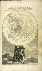 Planisphere representant toute l'etendue du monde