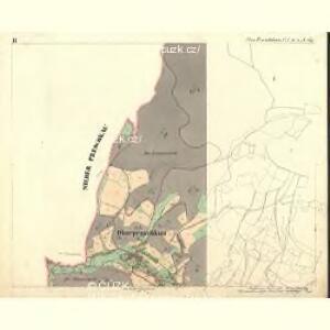 Ober Preschkau - c2126-1-002 - Kaiserpflichtexemplar der Landkarten des stabilen Katasters
