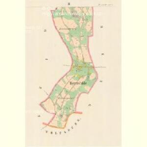 Herrnwalde - c5631-2-003 - Kaiserpflichtexemplar der Landkarten des stabilen Katasters