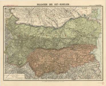 Bulgarien und Ost - Rumelien