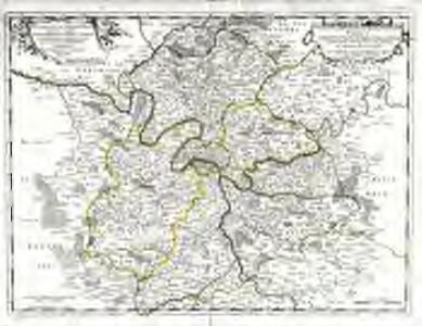 Diocese, prevosté, et eslection de Paris