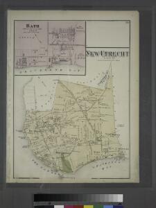 Bath, Town on New Utrecht, Kings Co.