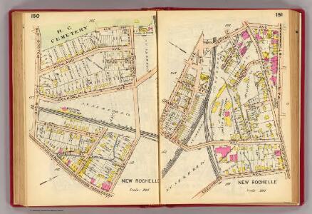150-151 New Rochelle.
