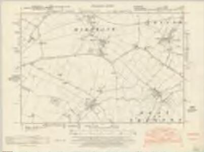 Bedfordshire I.SE - OS Six-Inch Map