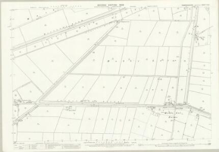 Cambridgeshire XI.8 (includes: Elm; March) - 25 Inch Map