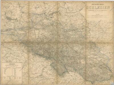 Preussische Provinz Schlesien