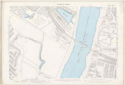 London X.39 - OS London Town Plan