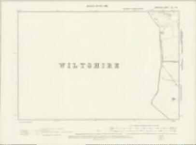 Hampshire & Isle of Wight XXII.NW - OS Six-Inch Map