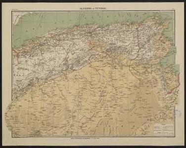 Algérie et Tunisie