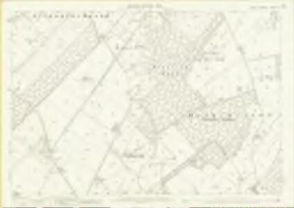 Ross-shire, Sheet  100.07 - 25 Inch Map