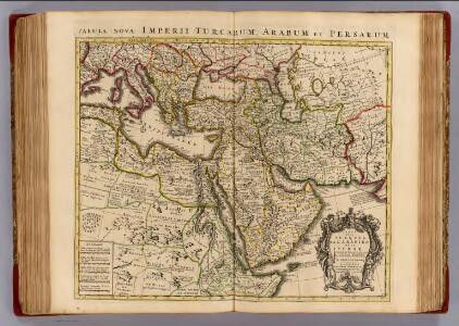 Turquie, Arabie, Perse.