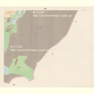 Gillowitz - c2900-1-007 - Kaiserpflichtexemplar der Landkarten des stabilen Katasters