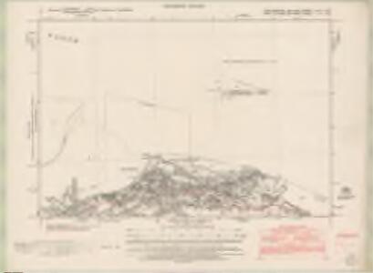 Stirlingshire Sheet n XXV.SE - OS 6 Inch map