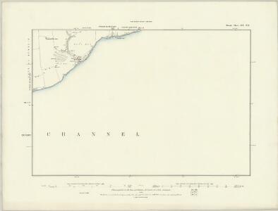 Dorset LIX.NW - OS Six-Inch Map