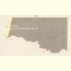 Chlum - c2505-1-007 - Kaiserpflichtexemplar der Landkarten des stabilen Katasters
