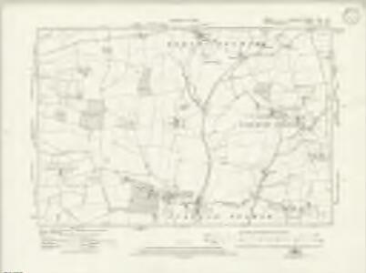 Essex nXXII.NE - OS Six-Inch Map