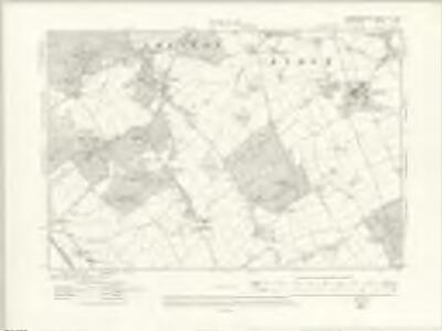 Hertfordshire XL.SW - OS Six-Inch Map