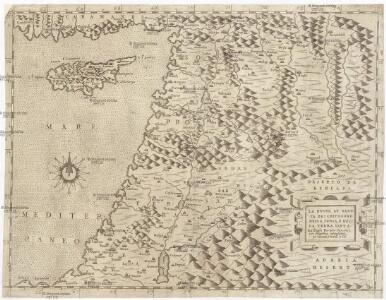 La nvova et esatta descrittione della Soria, e della Terra Santa