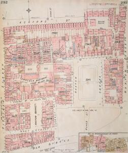Insurance Plan of London Vol. XI: sheet 292