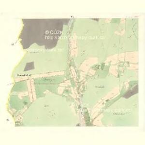 Rožnau (Rožnow) - m2628-1-006 - Kaiserpflichtexemplar der Landkarten des stabilen Katasters