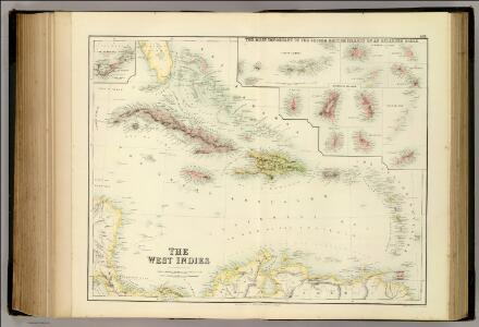 The West Indies.