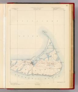 53. Nantucket sheet.