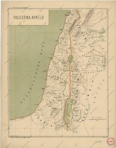 Palestina nynější